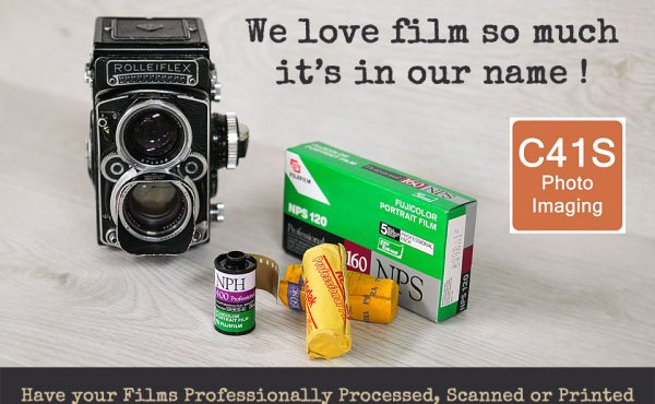 C41 Film Developing